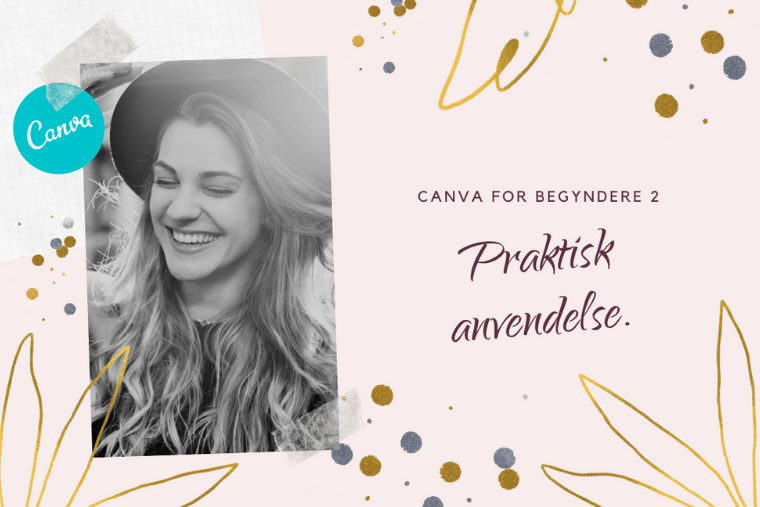 Online workshop Canva for begyndere 2 – praktisk anvendelse